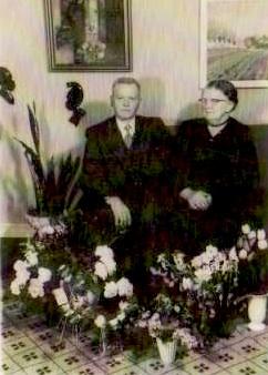 Christen og Ane Baarup